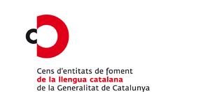 Identificació gràfica del Cens d'entitats de la llengua catalana