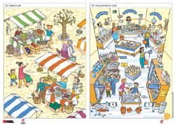El mercat i el supermercat