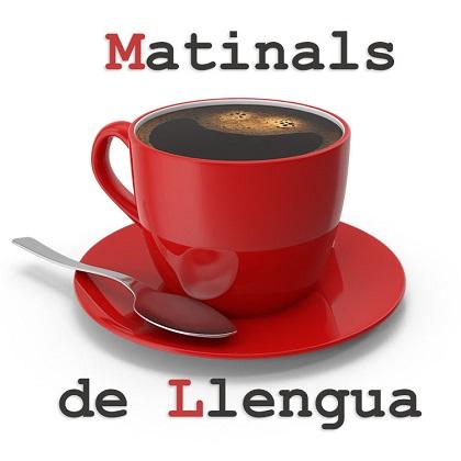 Cartell de la Matinal de Llengua