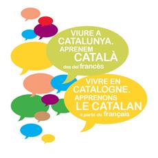 Viure a Catalunya. Aprenem català des del francès / Vivre en Catalogne. Apprenons le catalan à partir du français