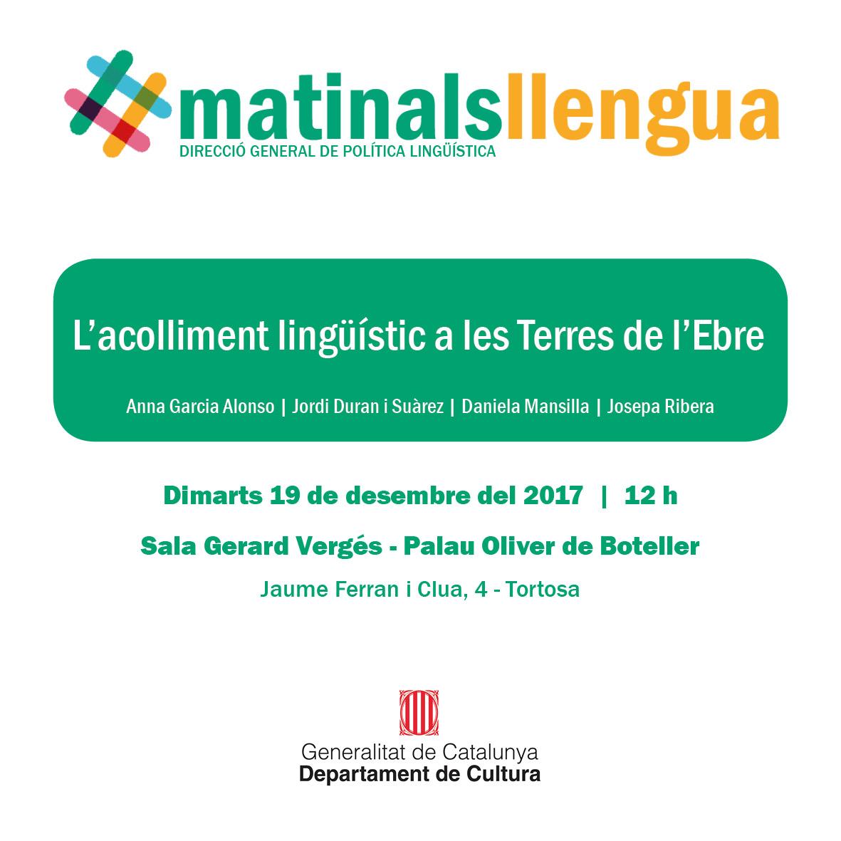 Terres De L Ebre Llengua Catalana